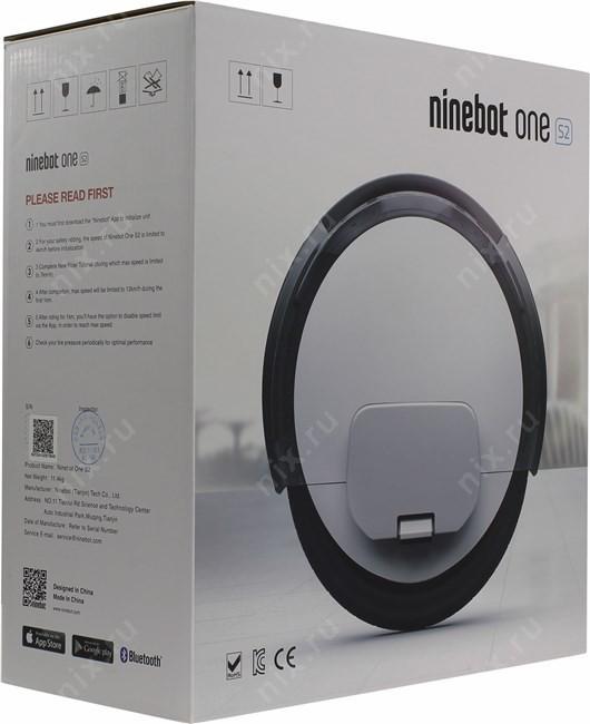 Ninebot By Segway One S2 — купить в Челябинске | Низкие цены